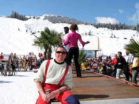 skiinstruktor