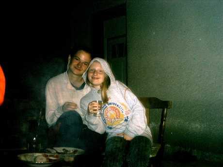 tak to sem já s mojí 9-ti letou sestričkou