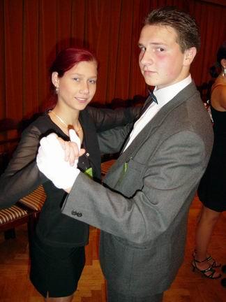 Aaaaaa tak to vypadá když technařka chodí do tanečních:o)
