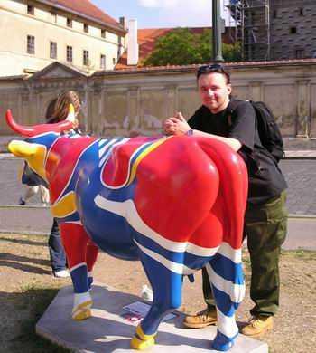 já&kráva