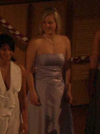 na mem maturitnim plese