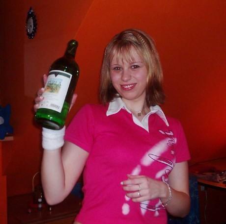 """Nejsem """"alkoholik"""" ale slavit se musí, ne? :o)"""