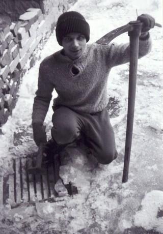 odsekáwač ledu l.p. 1930