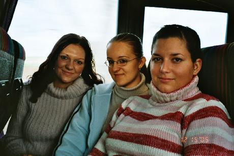 tady jsem s Anetkou a Míšou