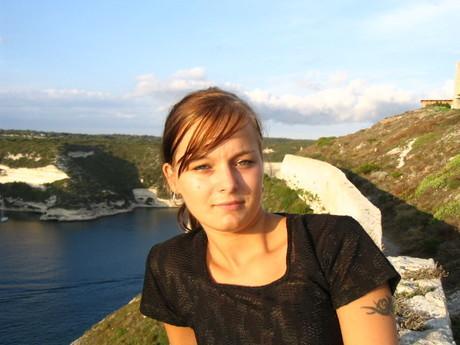 tak tohle jsem já na Korsice!31!