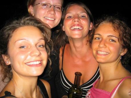 Sheema,Terka,Džana...holky z naší školky