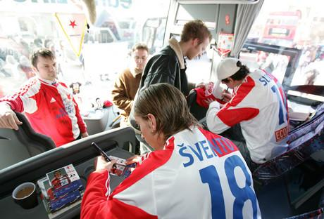 Moje životní láska a vášeň - SK Slavia Praha