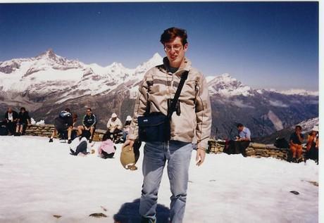 Alpy 2002 Švýcarsko