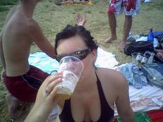 pivecko u vody:)