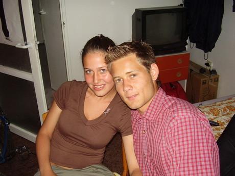 Já a Lukyn,naše hokejbalová hvězda!1107!