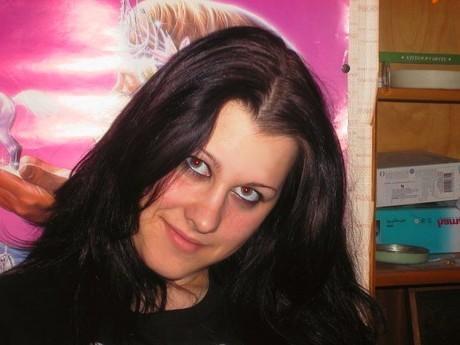 Moje sexy kamarádka Anet (Liiin)!!!764! Prostě zlato!!!!640!