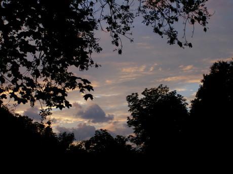 Podvečer v Radostíně