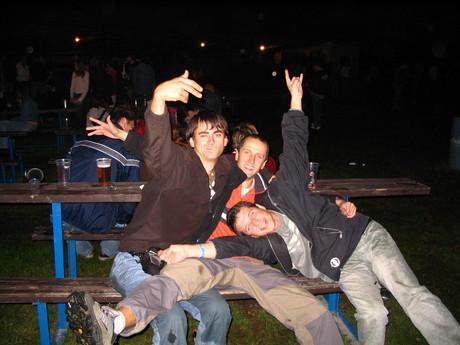 Odpust2006 Píšť  Bláška,Jimmy a Menča!1121!