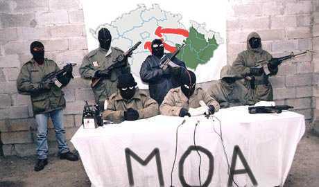 Moravska Osvobozenceká armáda!5!