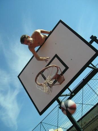 Jak se hraje basket !5!