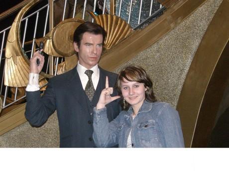 Pierce Brosnan- můj tajný sen je zahrát si jednou Bond girl!11!