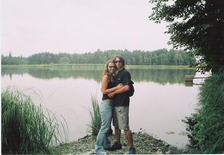 Někde u rybníčka...romantika!1411!
