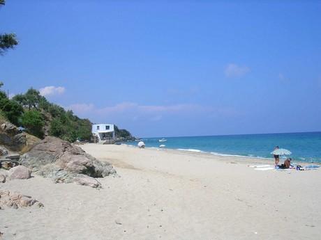 pláž Rakapothamos