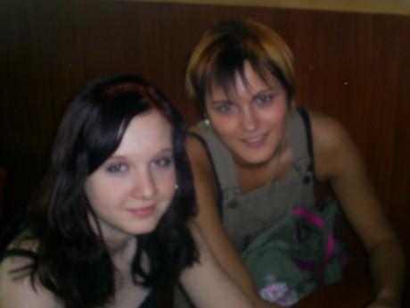 Lena s Míšou...moje dvě veeeeeelký kamarádky !1!