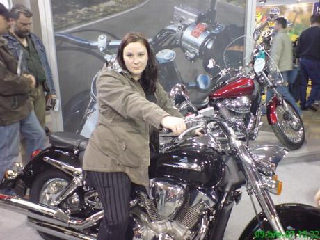 motorky....výstava