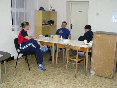 zdravotnící a Bobr pro všechny!5! 27.dia výlet, jaro 2006
