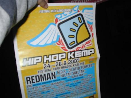 Ouuu hip hop kemp!!!! nejedu, jedu do mimone na tuning,, to bude lepsi!!