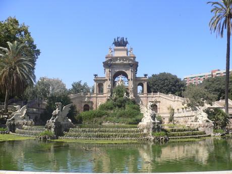 Park Cuitadela, barcelona je nááádhernáá!11!!11!!11!