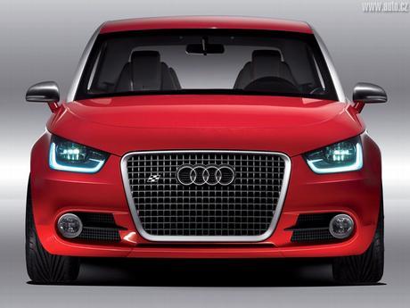 Taková v poho Audi...