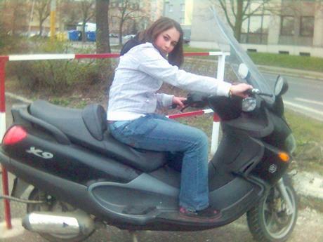 jo jo míša zase krade motorky !1423!
