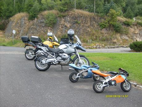 jj to sou ale motorky !1!