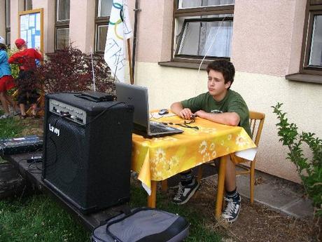 DJ-Traged