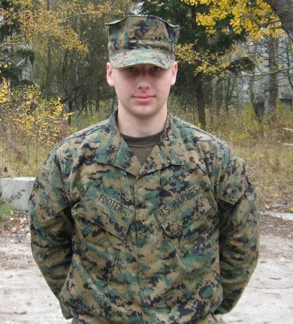 Marine-Footer