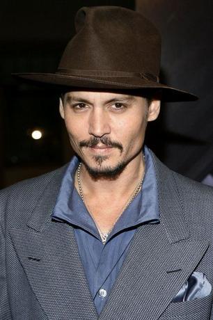 Johnny Depp  !1423!
