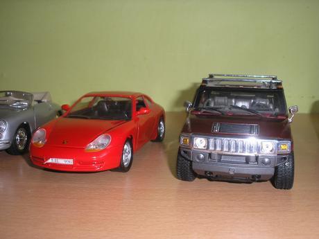 3. DvOjIcE: PoRsChE 911 CaReRa A HuMmEr H2