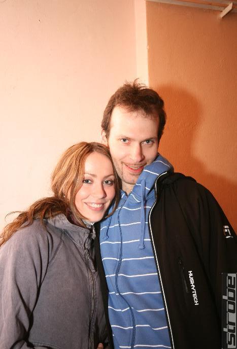 3.11.2007 Sonne Edition, Topolná, okr. Zlín. Moc dobrá kamarádka Máša! !1! Vlastně se jmenuje Martina, ale to je jedno  !2!