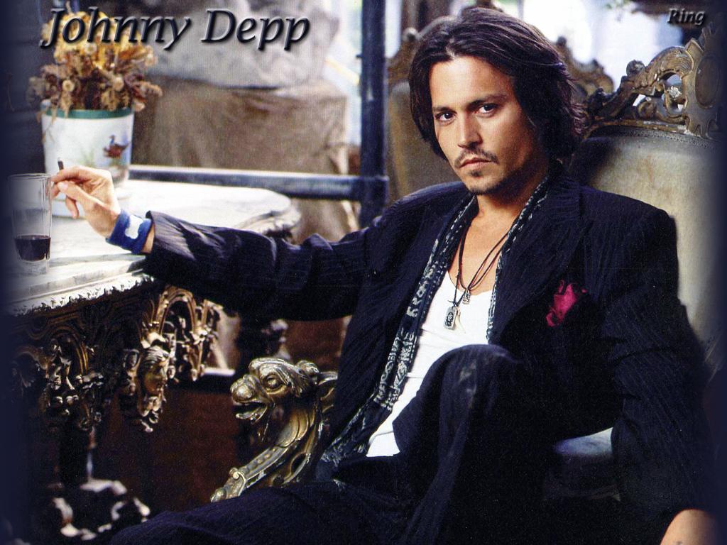 můj nejoblíbenější herec.... JOhnny Depp !1346!