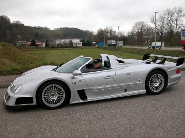 !1424! Mercedes-Benz CLK GTR