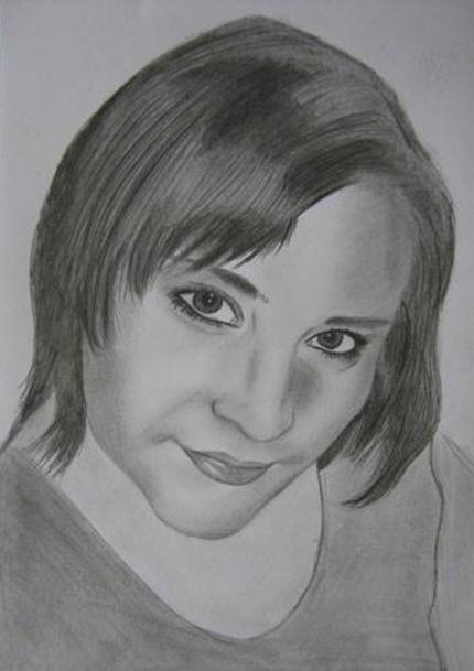 Já kresba tužkou  !894! Děkuju moc šikovné, moc fajn kamarádce Jessie82 která umí tak nádherně kreslit a takhle pěkně mě nakreslila. Tímto jí moc děkuju  !521! je to fakt nádhera a moc si toho cením