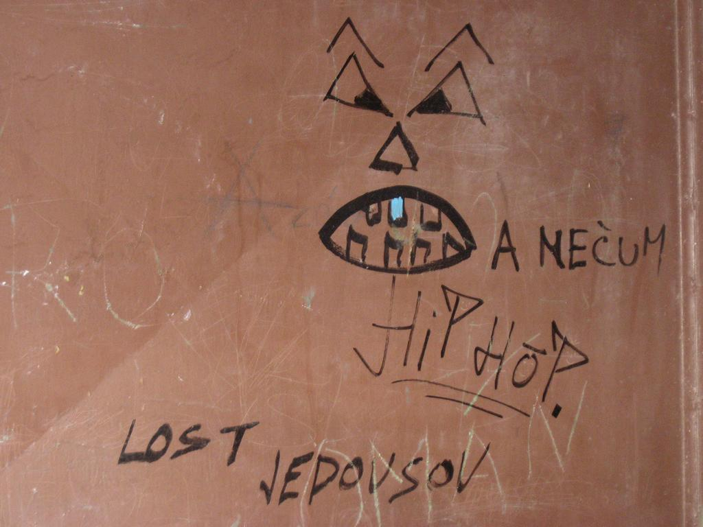 lost Jedousov!