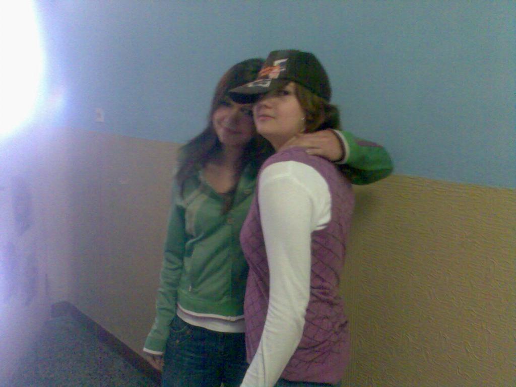 natááálka moje zlatíčko největší:) best friend už napořád...jestliže tohle o někom můžu říct tak jedině o ní:) super holka do nepohody  MTMR!