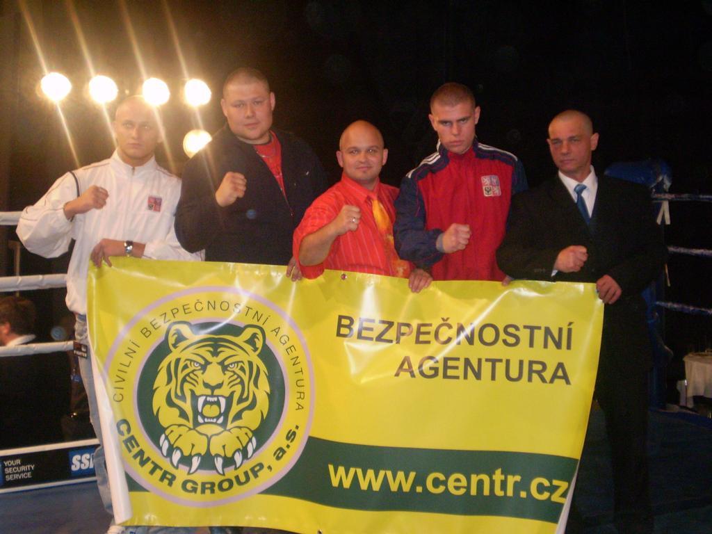 Czech COMBAT SAMBO team