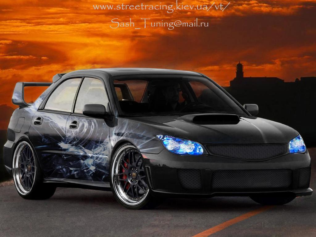 Subaru impreza !1!