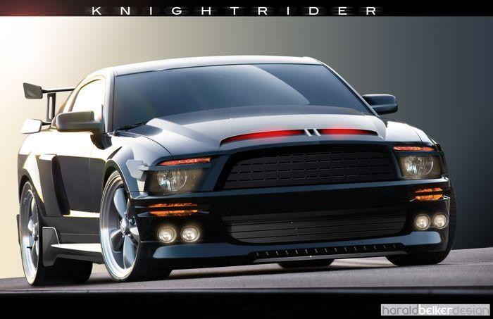 Knight Rider nový