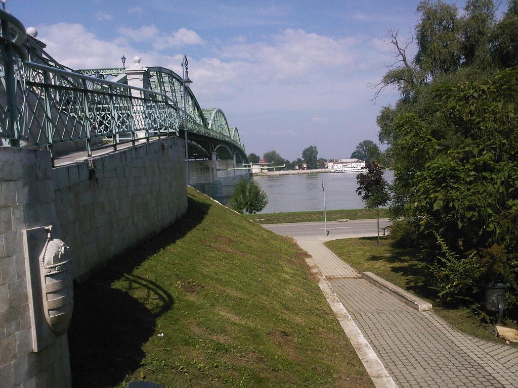 Pohled na Dunaj