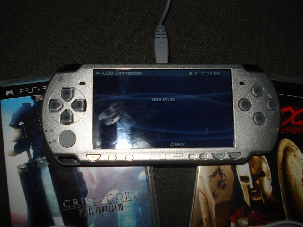 only PSP !20! !11!