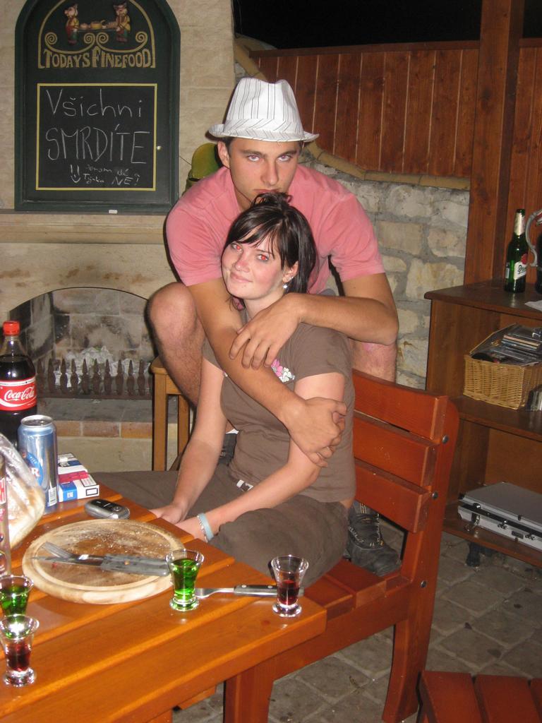 Petrys a Týnečka...krásnej páreček... !12!