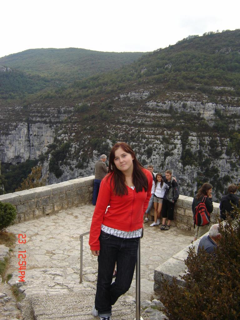 U kaňonu Verdone
