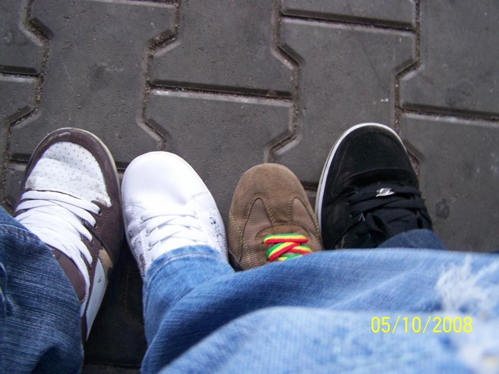 HIHI ... naše boty Martina,Tušky,Moe, Žužiho :-D