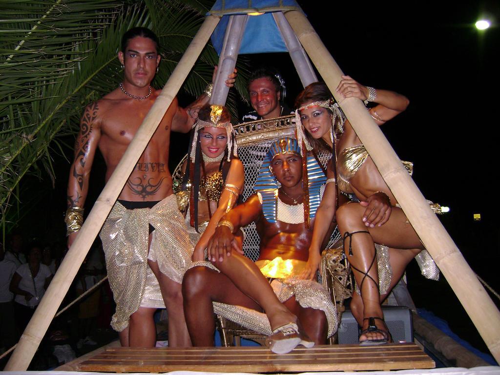 ëgyptská noc