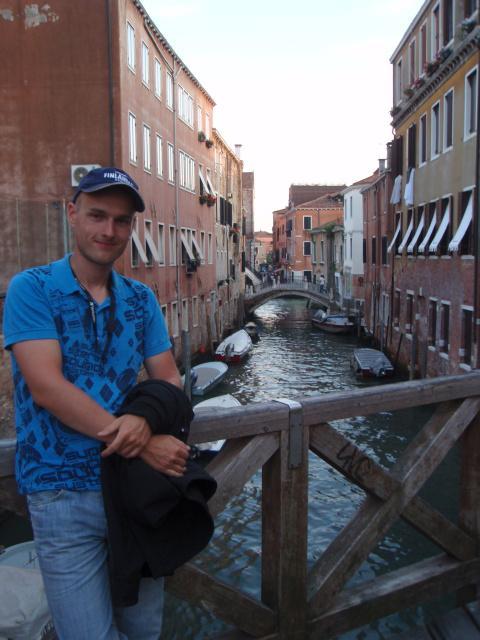 V Benátkách 2008